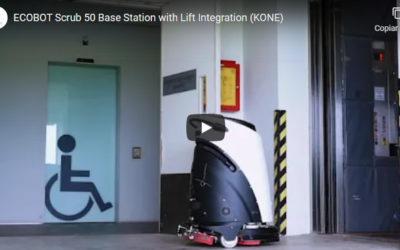 Estación de trabajo Ecobot 50