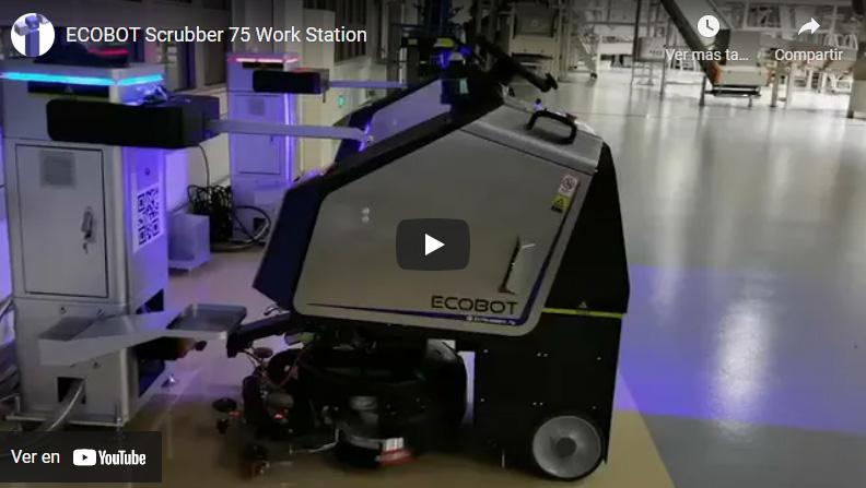 Nueva estación de trabajo Ecobot 75