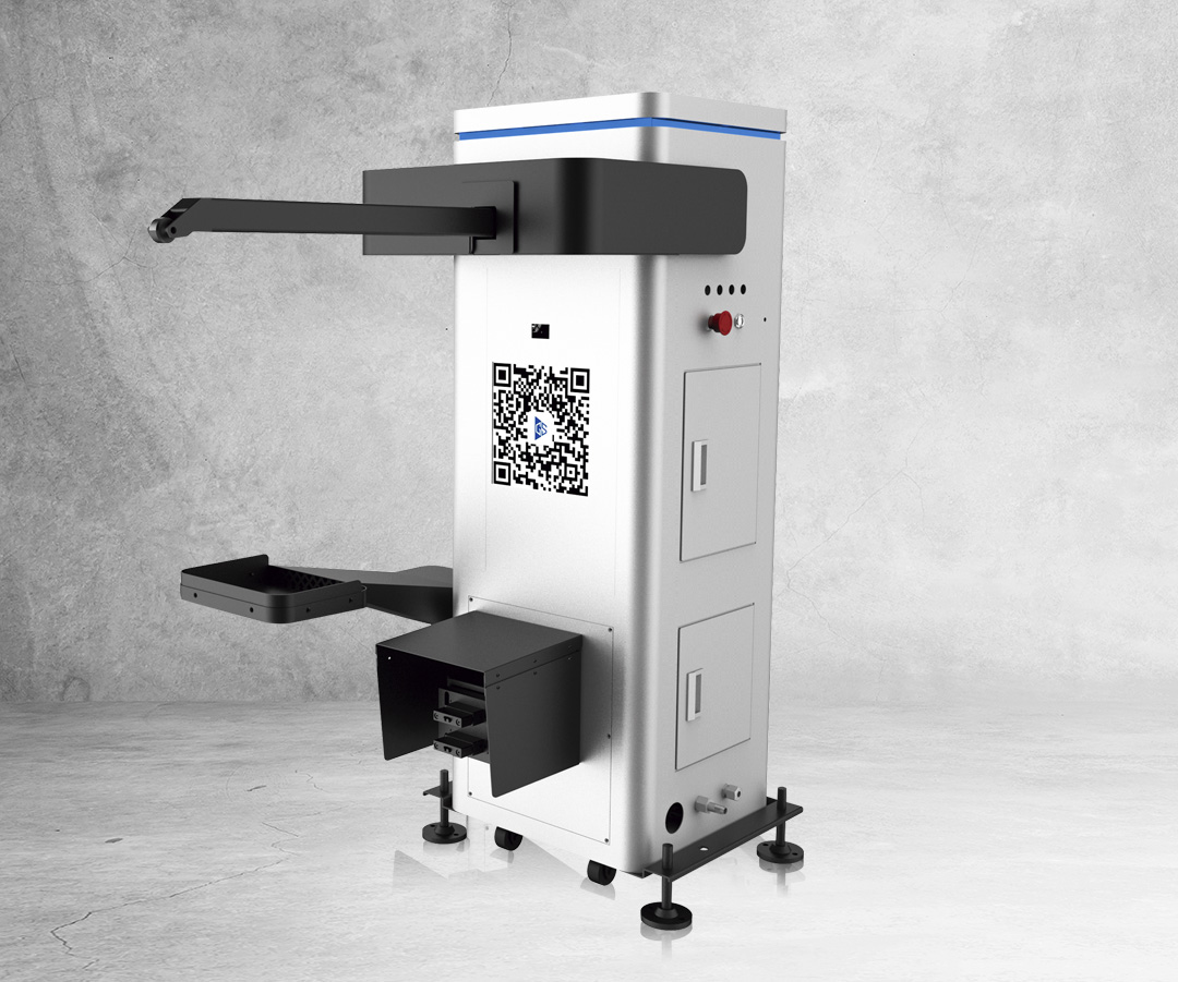 limpieza industrial autónoma, robots, gaussianrobotics