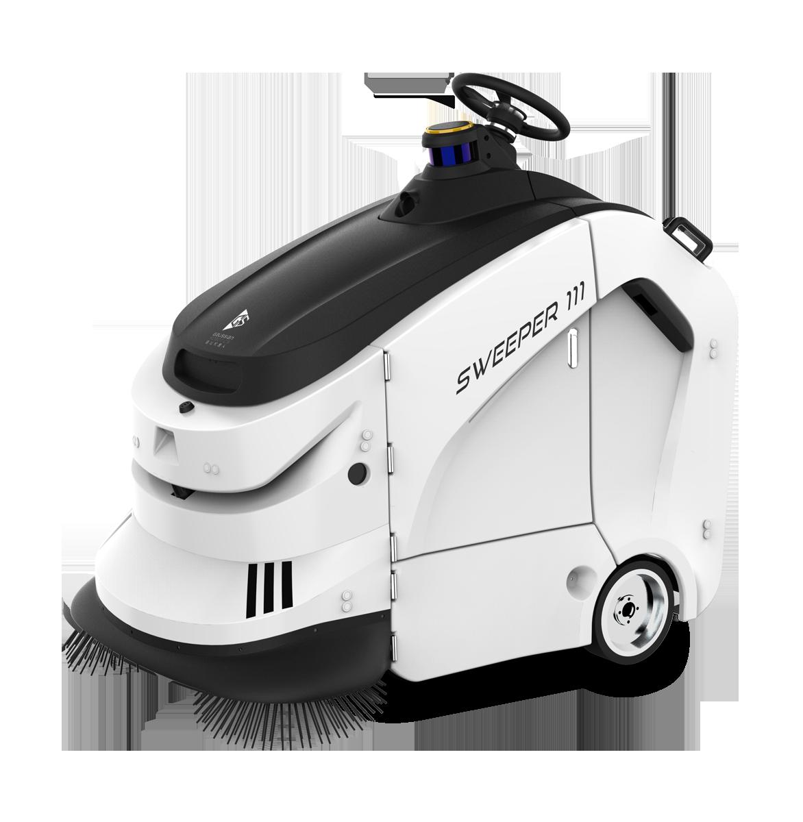 fregadora autónoma